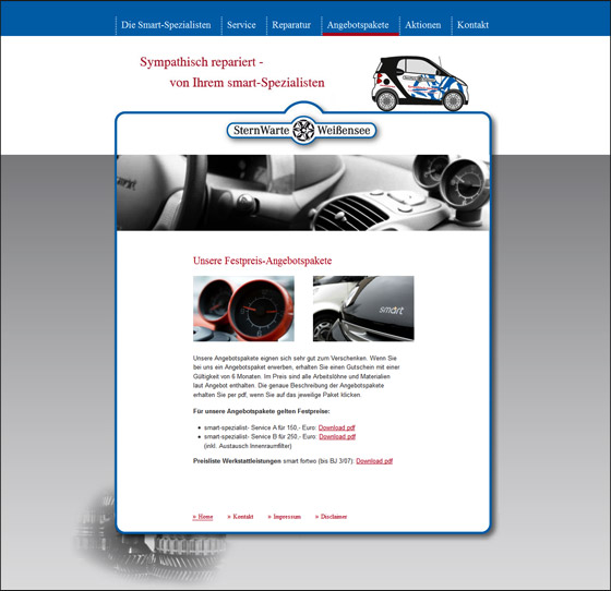 Website smart-spezialist
